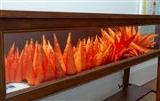 Sale 8595A - Lot 8 - Margarita Sampson - Sea Anemone, Its not the heat - it's the humidity, 1999-2002 110 x 60cm