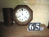 Sale 7504A - Lot 65 - DIAL WALL CLOCK