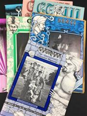 Sale 8539M - Lot 205 - Genii Magazine, all 1980s, 27 vols. Eight of which still in envelope, mint condition