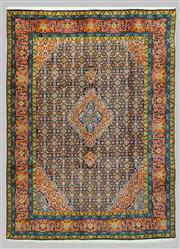 Sale 8539C - Lot 7 - Persian Tabriz 270cm x 196cm
