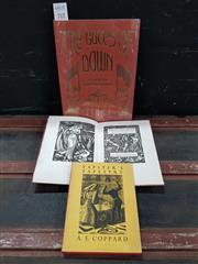 Sale 8822B - Lot 717 - 3 Volumes: including; Waller The Gates of Dawn, Coppard Tapsters Tapestry & Swinburne Hymn to Proserpine