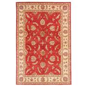 Sale 8840C - Lot 12 - An Afghan Hezari Carpet, Handspun Wool, 300 x 205cm