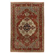 Sale 8890C - Lot 56 - Antique Persian Fine Malayer Rug, Circa 1940 ,222x147cm, Handspun Wool