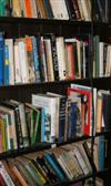 Sale 7670A - Lot 490 - Six shelves of assorted books mainly novels approximately 200 books