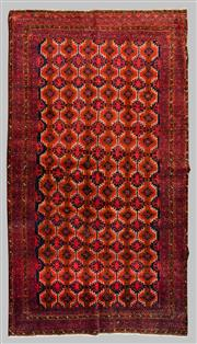 Sale 8539C - Lot 8 - Persian Baluchi 195cm x 108cm