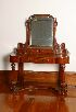 Sale 3660 - Lot 84 - A VICTORIAN MAHOGANY DUCHESS DRESSING TABLE