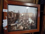 Sale 8429A - Lot 2087 - Old Whitby Photo Print
