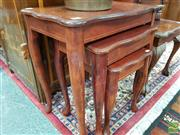 Sale 8465 - Lot 1045 - Nest Of Three Tables