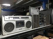 Sale 8797 - Lot 2237 - Collection of Radios & Stereos