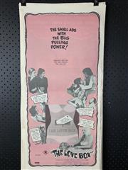 Sale 9003P - Lot 66 - Vintage Movie Poster - The Love Boy