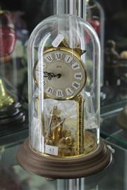 Sale 8276 - Lot 41 - Dome Clock