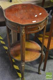 Sale 8347 - Lot 1091 - French Style Jardiniere Stand