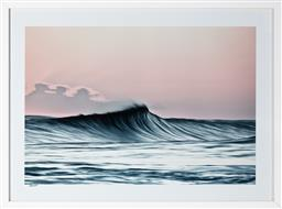 Sale 9150H - Lot 76 - A framed photographic print of the swell, frame size 37x 50cm