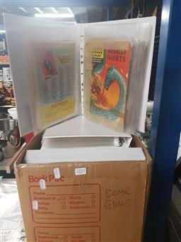 Sale 9152 - Lot 2333 - Large Collection of Classics Illustrated 1-167, missing (14, 33, 49, 56, 88, 89, 93, 127, 130, 146, 148, 159, 165, 166) doubles 50,...