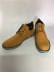 Sale 8288B - Lot 24 - Marco Gianni, Lane Mens Boots In Yellow, Size 42, RRP $110, Some Damage To Box