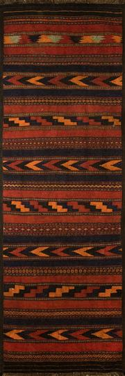 Sale 8406C - Lot 3 - Persian Kilim Runner 235cm x 75cm