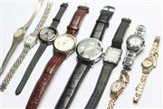 Sale 8670 - Lot 177 - Collection Of Watches