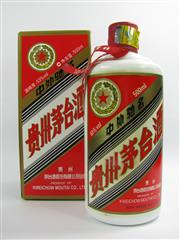 Sale 8278 - Lot 1776 - 1x Kweichow Moutai - in box