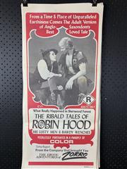 Sale 9003P - Lot 67 - Vintage Movie Poster - The Ribald Tales of Robin Hood