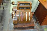 Sale 8275 - Lot 1065 - National Metal Cased Cash Register