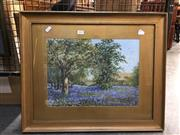 Sale 8720 - Lot 2075 - Artist Unknown - A Country Residence oil on canvas, 49 x 59cm, signed lower