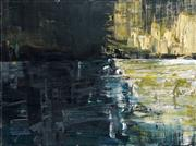 Sale 9067 - Lot 513 - Euan Macleod (1956 - ) - Port Levy 2, 1997 38 x 51 cm (stretched and ready to hang)