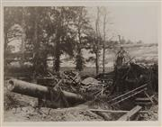 Sale 9092P - Lot 6 - One of the Biggest Guns Captured in the war -Captured by Australians 15 Destroyed before Fritz evacuated