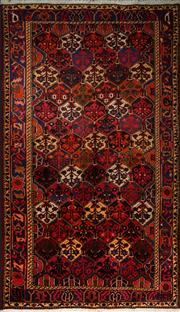 Sale 8406C - Lot 7 - Persian Hamadan 330cm x 204cm