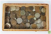 Sale 8512 - Lot 46 - Coin Collection inc Australian Pennies and Florins
