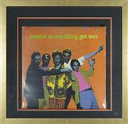 Sale 8635A - Lot 5027 - Mental as Anything