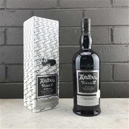 Sale 9089W - Lot 87 - Ardbeg Distillery Blaaack Limited Release Islay Single Malt Scotch Whisky - Committee 20th Anniversary 2020 Limited Edition, 46% A...