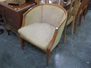Sale 7933A - Lot 1151 - Timber Framed Tub Chair