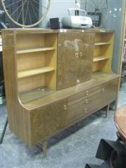 Sale 7944A - Lot 1003 - Beautility Laminate Drinks Cabinet, France