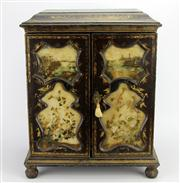 Sale 8123 - Lot 61 - Qing Sewing Cabinet