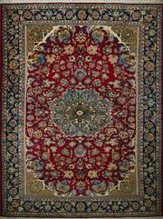 Sale 8406C - Lot 9 - Persian Kashan 340cm x 255cm