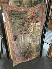 Sale 8659 - Lot 2134 - Hanging Tapestry