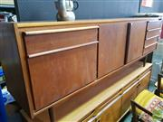 Sale 8476 - Lot 1002A - Parker Sideboard with Rolled Lip Handles
