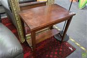 Sale 8500 - Lot 1225 - Timber Occasional Table