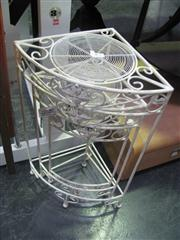 Sale 7933A - Lot 1125 - Nest Of Wire Planters
