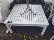 Sale 8801 - Lot 1542 - Outdoor Coffee Table