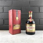 Sale 8976W - Lot 59 - 1x Drambuie Scotch Whisky Liqueur - old bottling, in canister