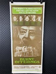 Sale 9003P - Lot 72 - Vintage Movie Poster - Burnt Offerings