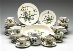 Sale 9211 - Lot 60 - A Large Collection of Villeroy & Boch Botanica Dinner and Teawares