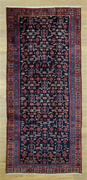 Sale 8585C - Lot 31 - Persian Saruk 250cm x 116cm