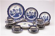 Sale 9064 - Lot 35 - Booths Real Old Willow pattern (A8025) Dinner Wares
