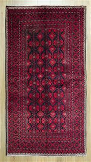 Sale 8585C - Lot 32 - Persian Baluchi 200cm x 105cm