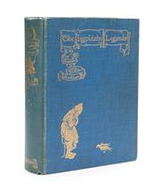 Sale 8864 - Lot 55 - RACKHAM, Arthur (1867 - 1936) Illustrator, Ingoldsby, Thomas - The Ingoldsby Legends or Mirth and Marvels London, William Heinemann,...