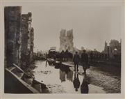 Sale 9092P - Lot 13 - After the battle at Ypres