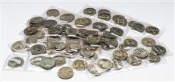 Sale 9164 - Lot 465 - Large collection of world crown coins (77) and others incl 50 pence
