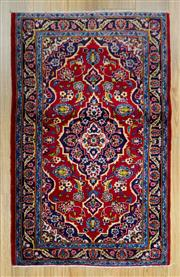 Sale 8566C - Lot 62 - Persian Kashan 125cm x 80cm